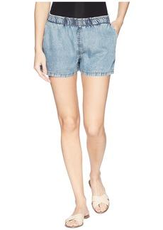 Olive & Oak Tencel® Washed Woven Shorts