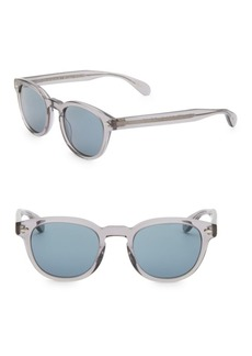 Oliver Peoples 47MM Pantos Sunglasses