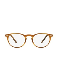 Oliver Peoples 47MM Round Optical Glasses