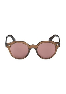 Oliver Peoples 48MM Round Sunglasses