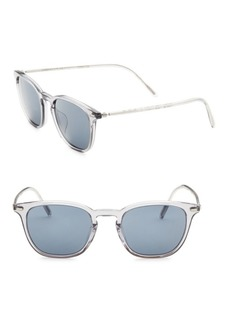 Oliver Peoples 51MM Wayfarer Sunglasses
