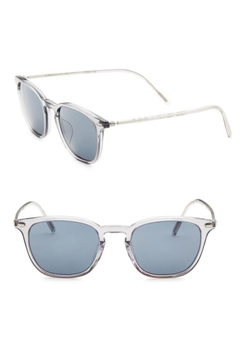 0aafe1fce97 Oliver Peoples 51MM Wayfarer Sunglasses
