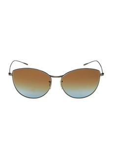 Oliver Peoples 60MM Cat Eye Sunglasses