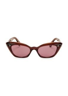 Oliver Peoples Bianka 51MM Cat Eye Sunglasses