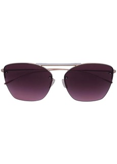 Oliver Peoples butterfly frame sunglasses