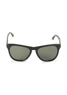 Oliver Peoples Daddy B 58MM Round Sunglasses