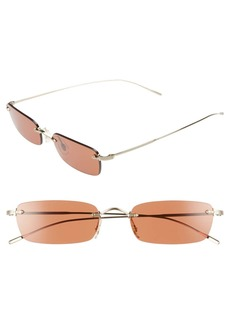 Oliver Peoples Daveigh 54mm Rectangle Sunglasses