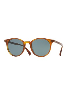 Oliver Peoples Delray Sun 48 Photochromic Sunglasses
