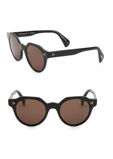 Oliver Peoples Irven 50MM Pantos Sunglasses