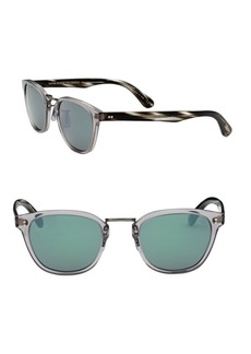 Oliver Peoples Lerner 50mm Wayfarer Sunglasses