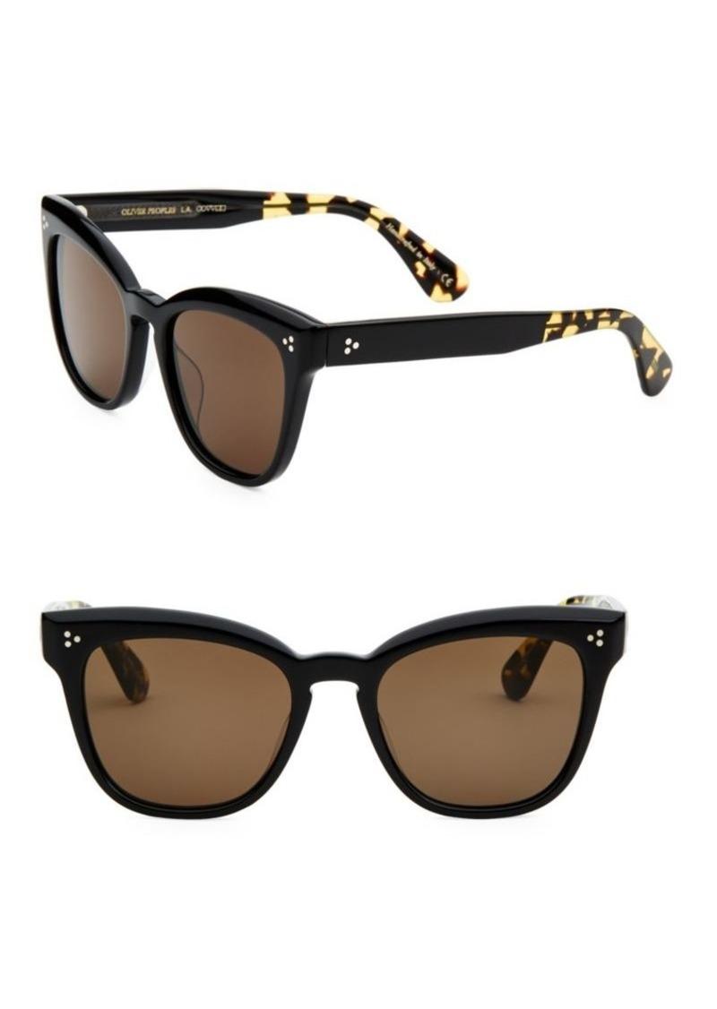 2669e370c3 Oliver Peoples Marianela 54MM Cat-Eye Sunglasses
