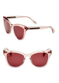Oliver Peoples Marianela 54MM Cat-Eye Sunglasses