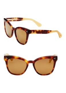 Oliver Peoples Marianela 54MM Cat-Eye Sunglasses