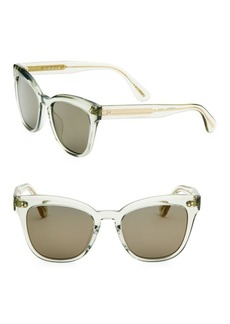 Oliver Peoples Marianela 54MM Square Sunglasses