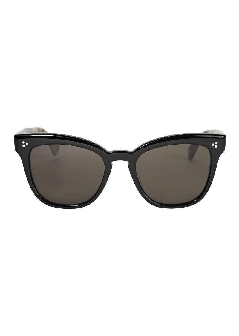 9636eb8839 Oliver Peoples Marianela Cat Eye Sunglasses