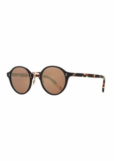 Oliver Peoples 30th Anniversary Round Sunglasses