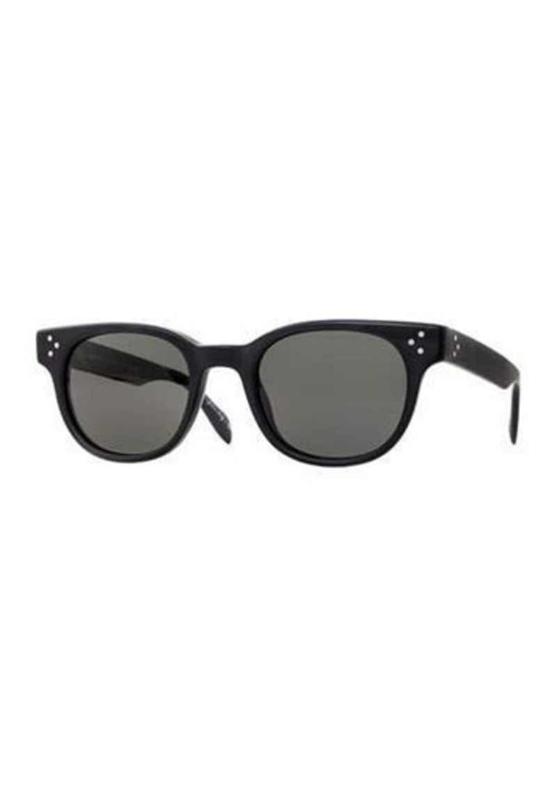 c28438781a Oliver Peoples Oliver Peoples Afton Sun 49 Acetate Square Sunglasses ...