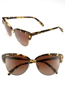 Oliver Peoples 'Alisha' 60mm Polarized Sunglasses