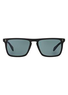 Oliver Peoples Bernardo 58mm Square Sunglasses