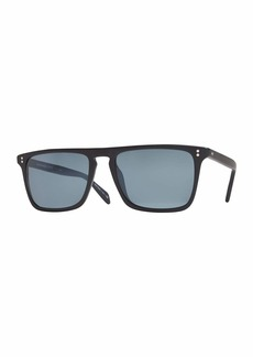 Oliver Peoples Bernardo Polarized Sunglasses