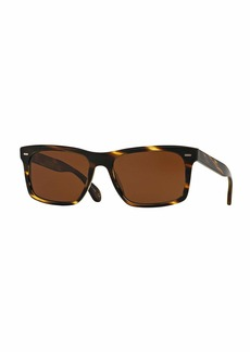 Oliver Peoples Brodsky VFX+ Polarized Sunglasses
