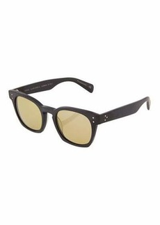 Oliver Peoples Byredo Square Acetate Sunglasses