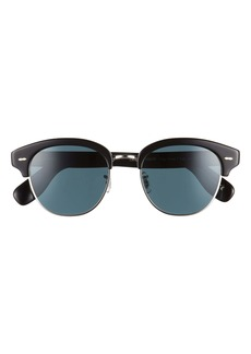 Oliver Peoples Cary Grant 52mm Polarized Sunglasses