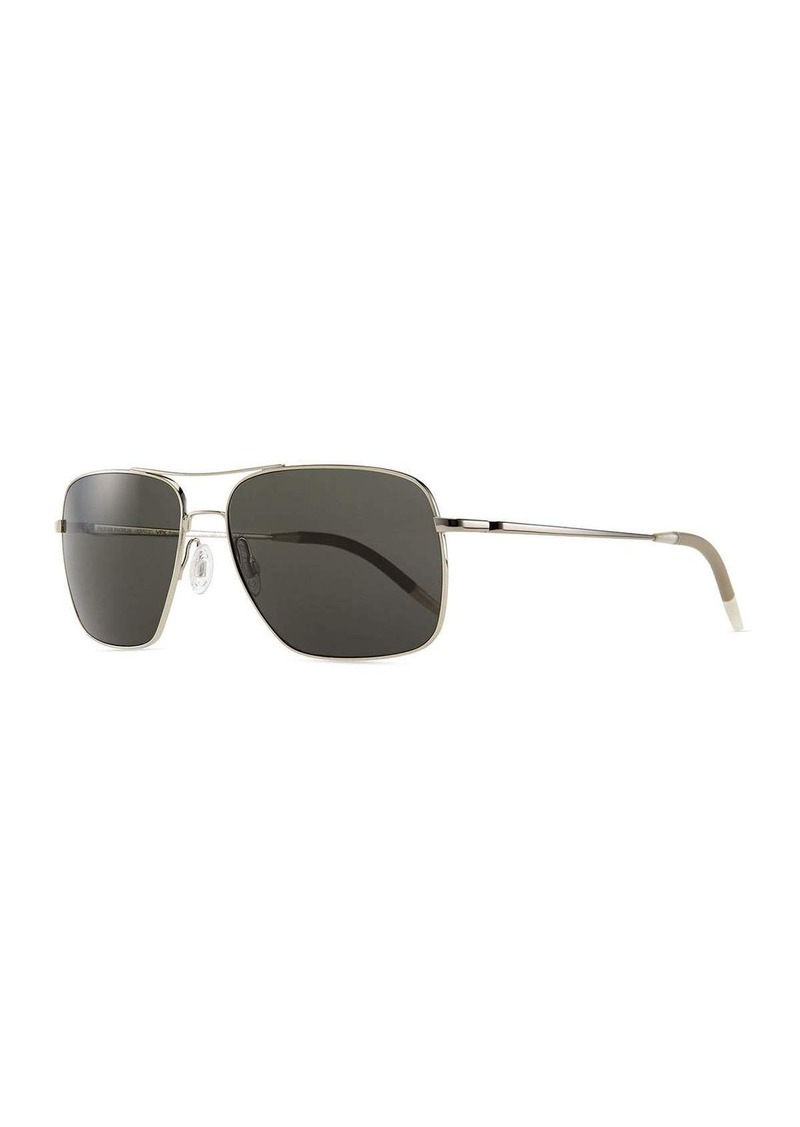 8c5fab000d Oliver Peoples Oliver Peoples Clifton Polarized Sunglasses