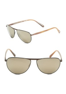 Oliver Peoples Conduit Street 47MM Sunglasses