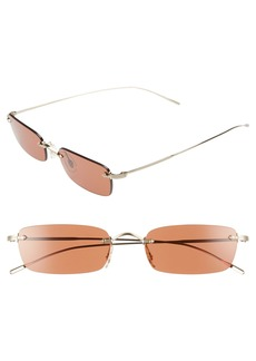 Oliver Peoples Daveigh 54mm Rectangular Sunglasses