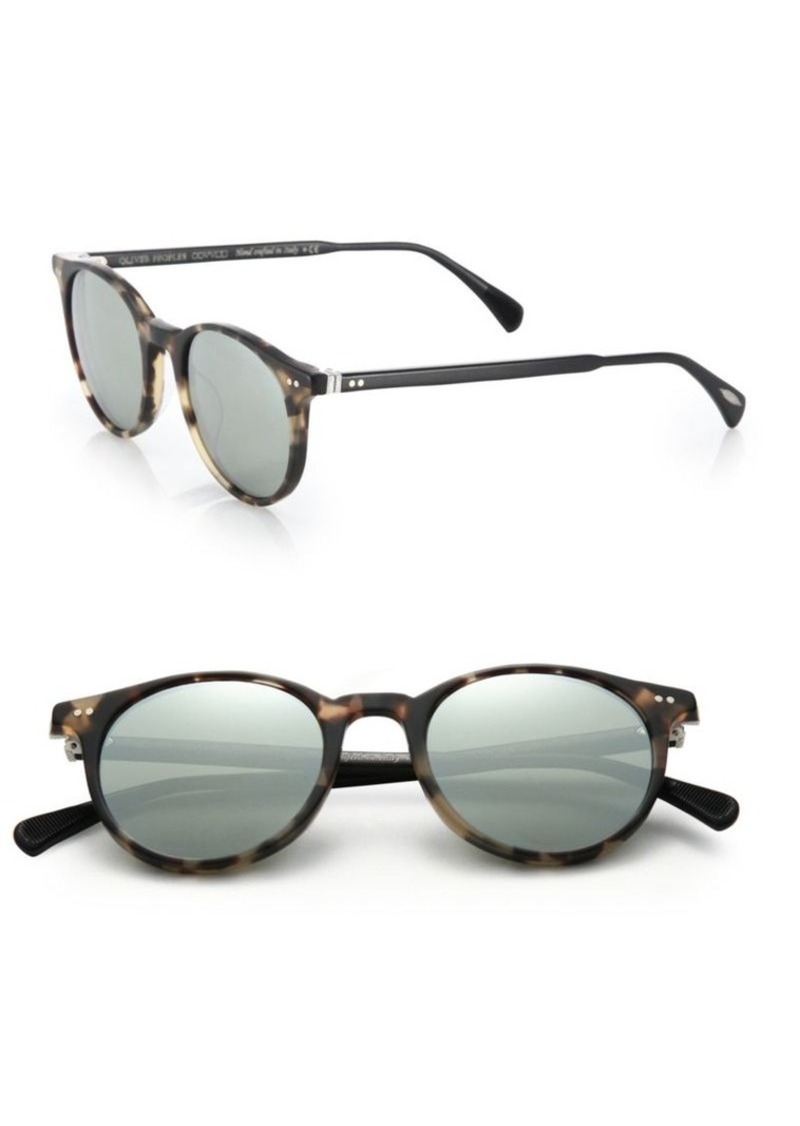 e7d6b59f79 Oliver Peoples Delray 48mm Sunglasses