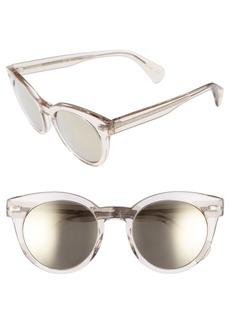 Oliver Peoples Dore 51mm Gradient Sunglasses