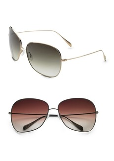 Oliver Peoples Elsie Round Sunglasses
