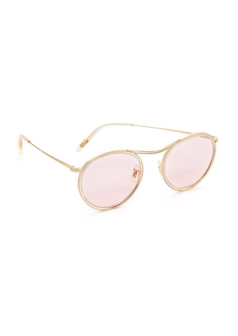 Oliver Peoples Oliver Peoples Eyewear 30th Anniversary MP-3 ...