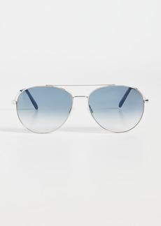 Oliver Peoples Eyewear Airdale Aviators