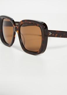 Oliver Peoples Eyewear Nella Polarized Sunglasses