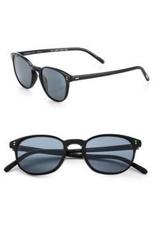 Oliver Peoples Fairmont 49MM Acetate Sunglasses
