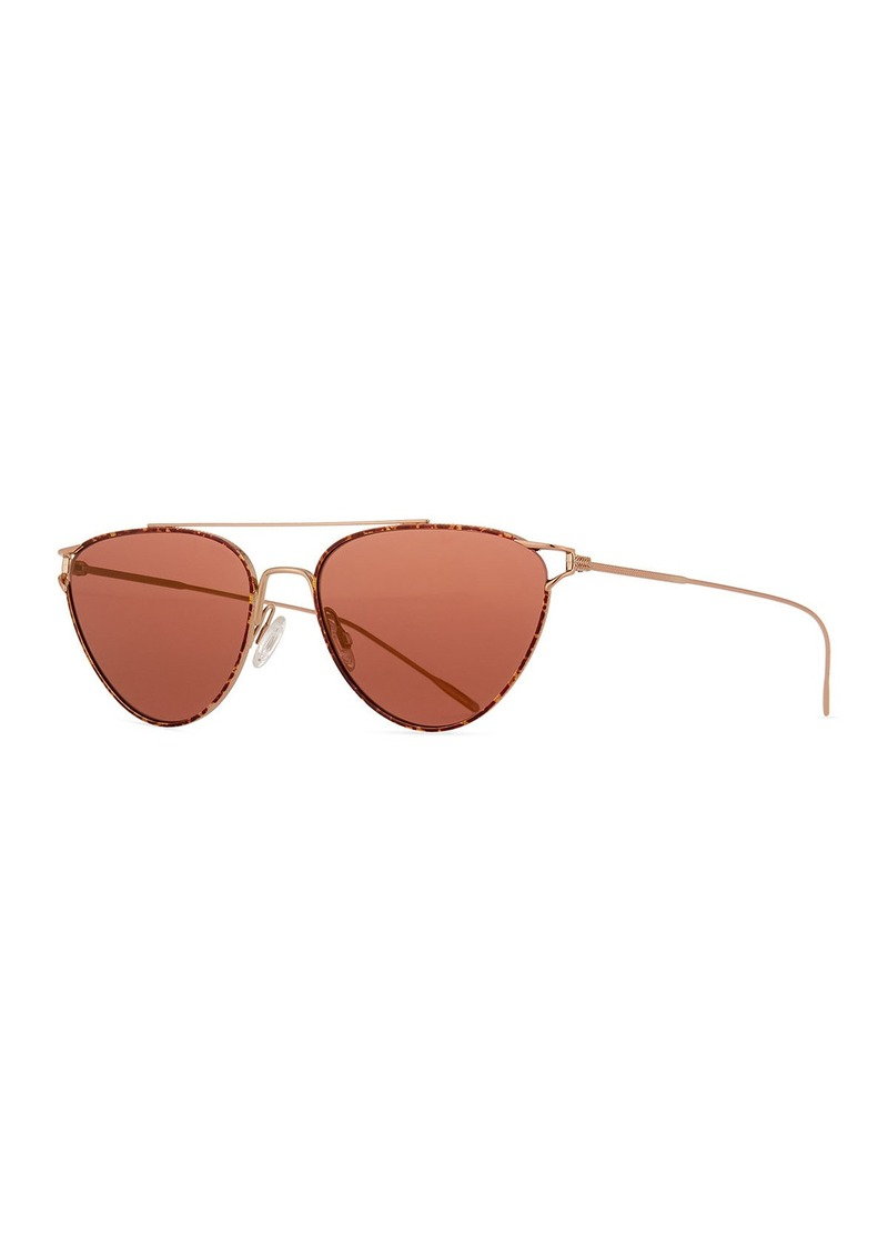 Floriana cat-eye sunglasses Oliver Peoples FQZFedr