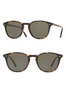 Oliver Peoples Forman LA 51mm Sunglasses