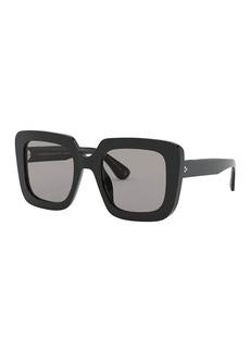 Oliver Peoples Franca Square Acetate Sunglasses