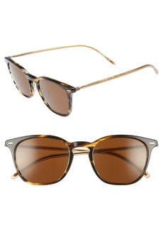 Oliver Peoples Heaton 51mm Sunglasses
