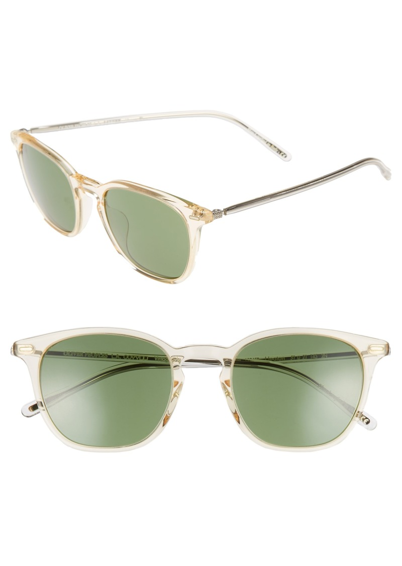 365e383d9c36d Oliver Peoples Oliver Peoples Heaton 51mm Sunglasses