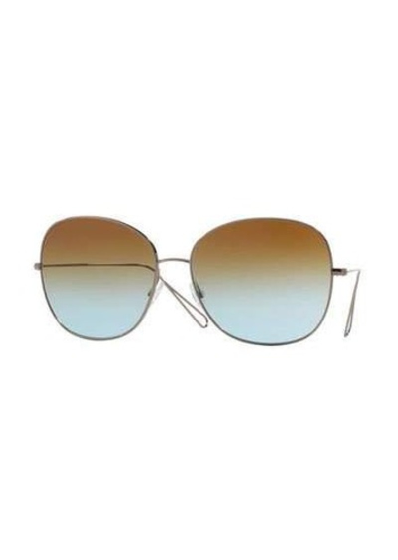 Oliver Peoples Isabel Marant par Oliver Peoples Daria 62 Oversized Sunglasses