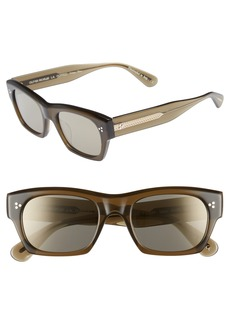 Oliver Peoples Isba 51mm Sunglasses