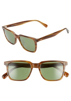 Oliver Peoples Lachman 50mm Sunglasses