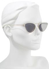 Oliver Peoples Lelaina 56mm Cat Eye Sunglasses