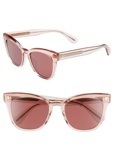 Oliver Peoples Marianela 54mm Cat Eye Sunglasses