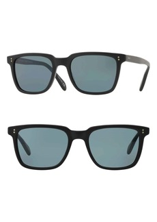 Oliver Peoples NDG 50mm Sunglasses