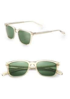 Oliver Peoples NDG Sun 50MM Acetate Sunglasses