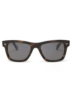Oliver Peoples Oliver square acetate sunglasses